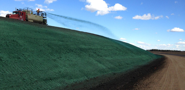 Sherbrooke Turf Inc. erosion control